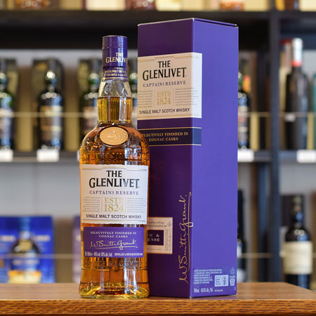 The Glenlivet 'Captains Reserve' 40%
