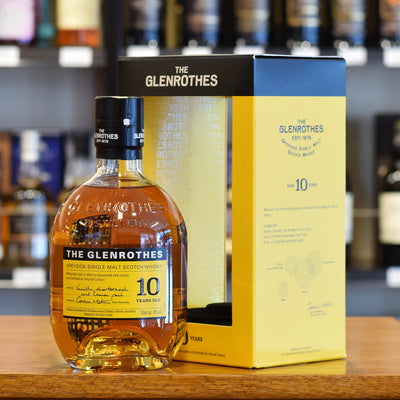 Glenrothes 10 years old 40%