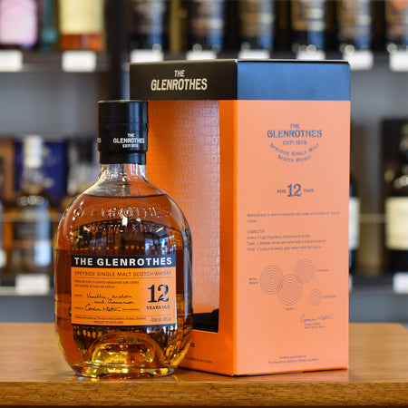 Glenrothes 12 years old 40%