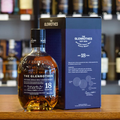 Glenrothes 18 years old 43%