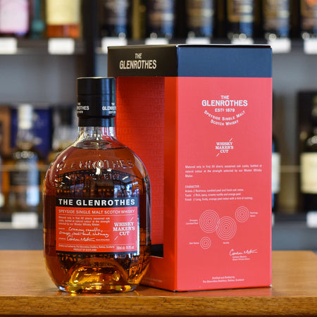 Glenrothes 'Whisky Makers Cut' 48.8%