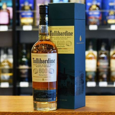 Tullibardine '500' Sherry Finish 43%
