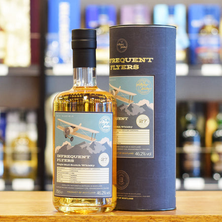 Undisclosed Speyside 'Infrequent Flyers' 1992 / 27 years old 46.2%