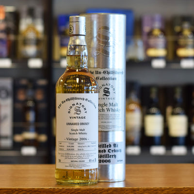 Unnamed Orkney 'Signatory' 2006 / 13 years old 46%