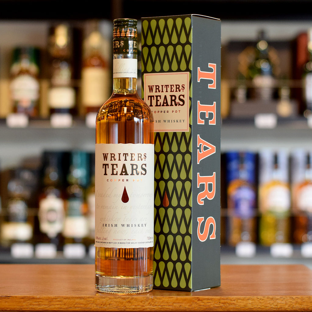 Writer's Tears Irish Whiskey 40%
