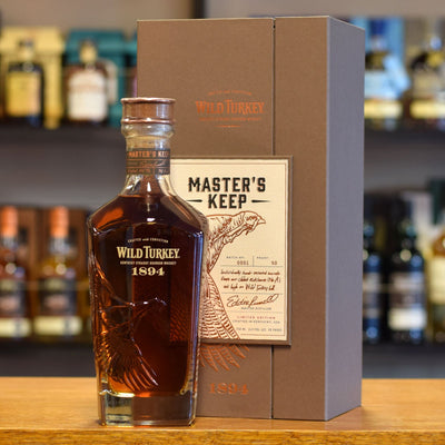 Wild Turkey 'Masters Keep 1894' 45%