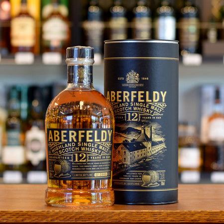 Aberfeldy 12 years old 40%