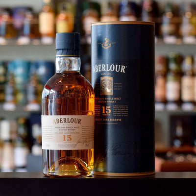 Aberlour 'Select Cask Reserve' 15 years old 43%