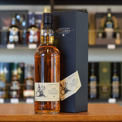 Adelphi 'Breath of Speyside' 2006 / 10 years old 58.5%