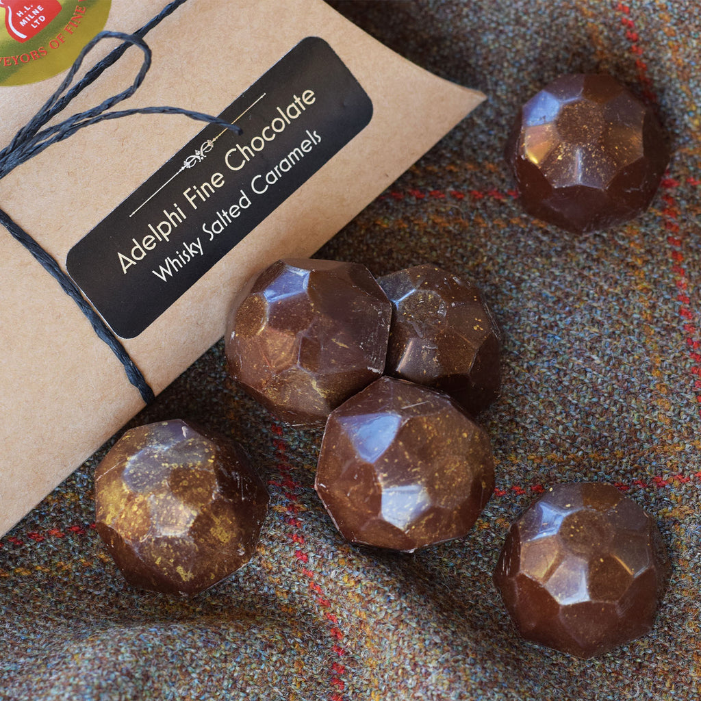 Adelphi Salted Caramel Chocolates