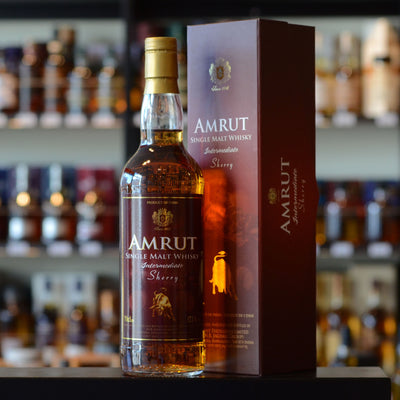 Amrut 'Intermediate Sherry' 57.1%