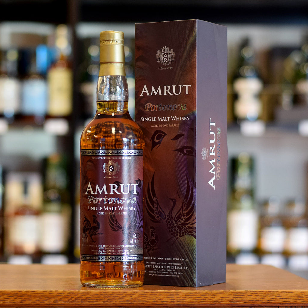 Amrut Portonova Single Malt 62.1%