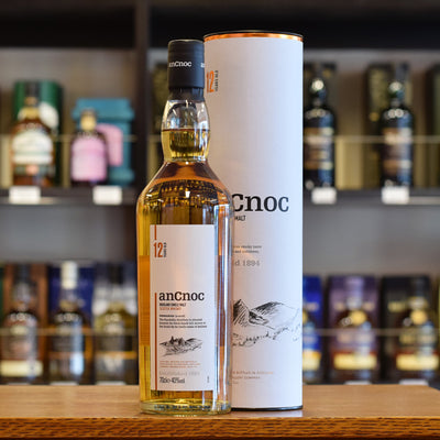 An Cnoc 12 years old 40%