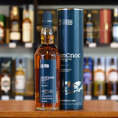 An Cnoc 24 years old 46%