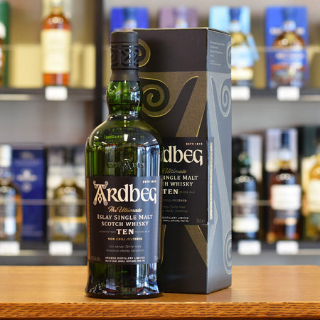 Ardbeg 10 years old 46%
