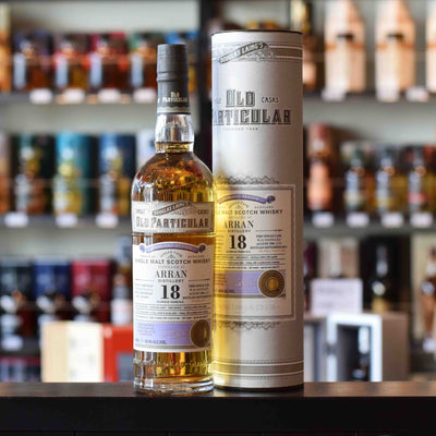 Arran 'Old Particular' 1996 / 18 years old 48.4%