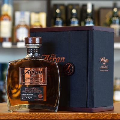 Arran 21st Anniversary Limited Edition 52.6%