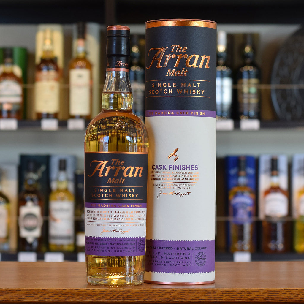Arran Madeira Cask Finish 50%