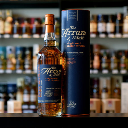 Arran 'Port Cask Finish' 50%