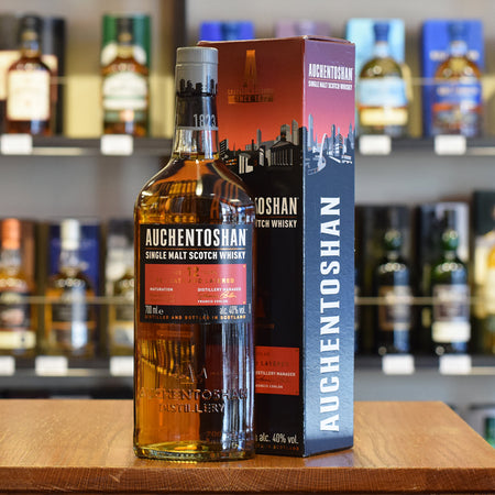 Auchentoshan 12 years old 40%
