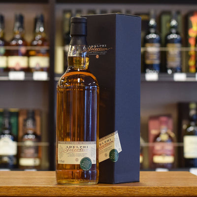 Aultmore 'Adelphi' 1992 / 25 years old #3239 51.6%