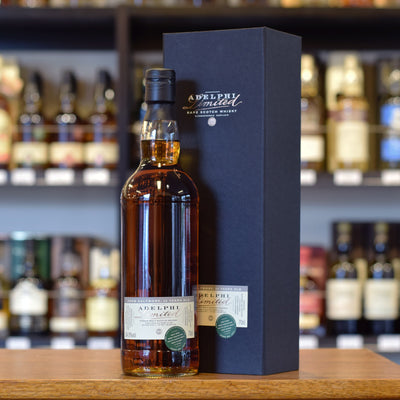 Aultmore 'Adelphi' 1982 / 35 years old #1575 54.8%