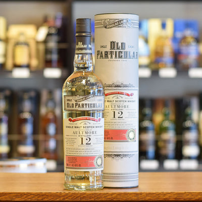 Aultmore 'Old Particular' 2006 / 12 years old 48.4%