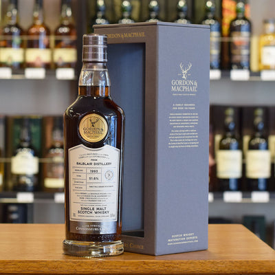Balblair 'Gordon & MacPhail' 1993 / 24 years old 51.6%