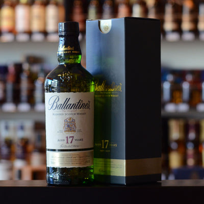 Ballantines 17 years old 43%