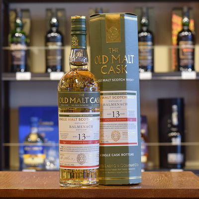 Balmenach 'Old Malt Cask' 2004 / 13 years old 50%