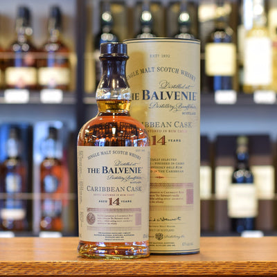 Balvenie 'Caribbean Cask' 14 years old 43%