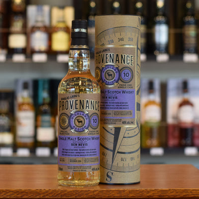Ben Nevis 'Provenance' 2006 / 10 years old 46%