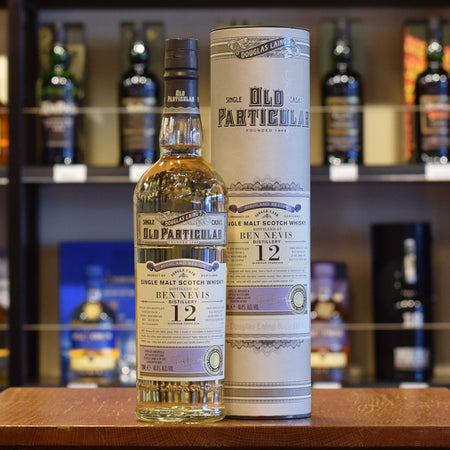 Ben Nevis 'Old Particular' 2006 / 12 years old 48.4%