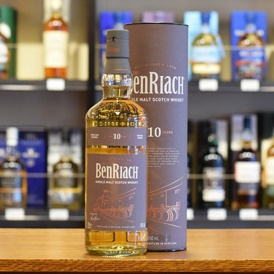 BenRiach 10 years old 43%