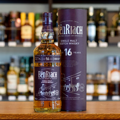 BenRiach 16 years old 43%