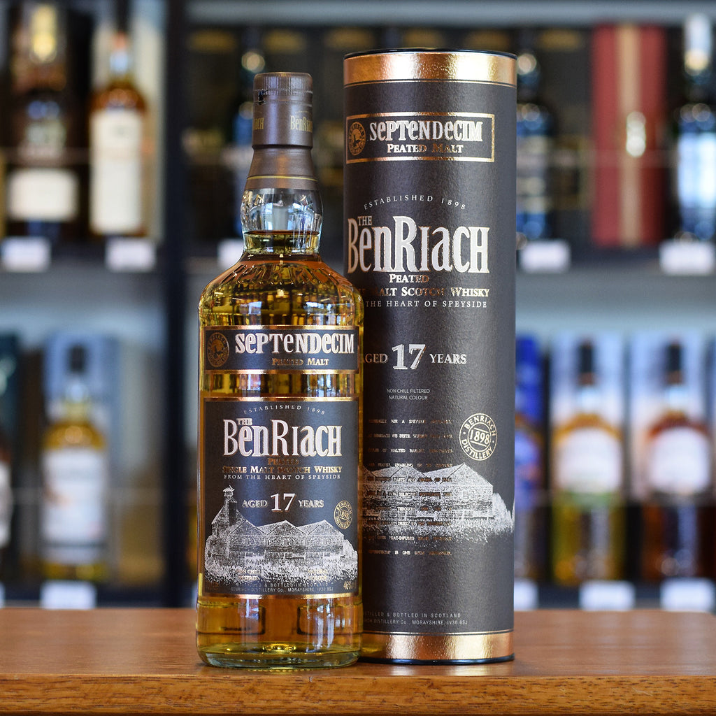 BenRiach 'Septendecim' 17 years old 46%