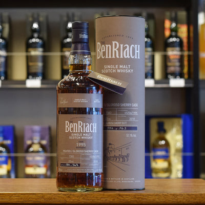 BenRiach 1995 / 22 years old #7383 51.1%