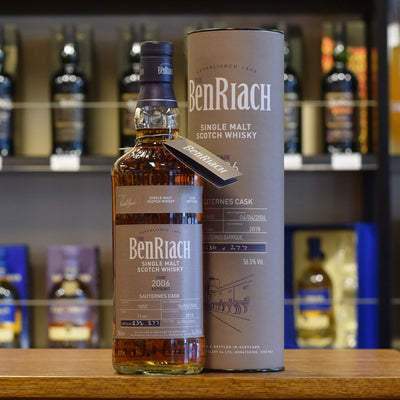 BenRiach 2006 / 11 years old #1855 56.5%