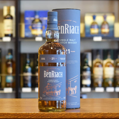 Benriach 21 years 46%