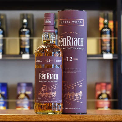 BenRiach 12 year old Sherry Matured 46%