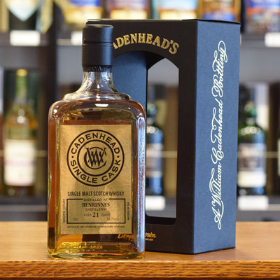 Glenburgie 'Cadenhead' 1992 / 27 years old 48.9%