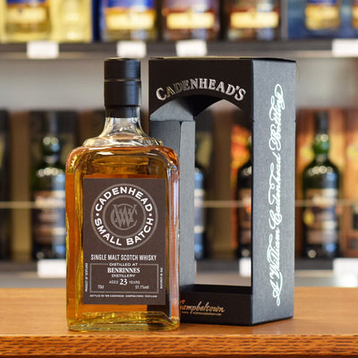 Benrinnes 'Cadenhead' 23 years old 51.1%