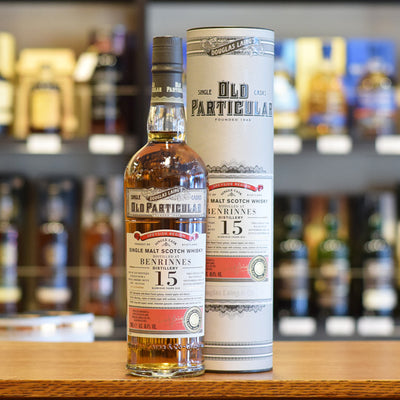 Benrinnes 'Old Particular' 2003 / 15 years old 48.4%