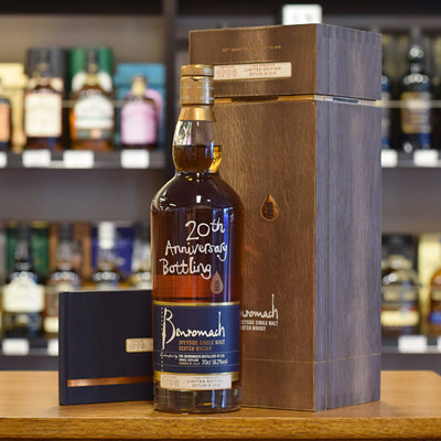 Benromach '20th Anniversary' 1998 / 20 years old 56.2%