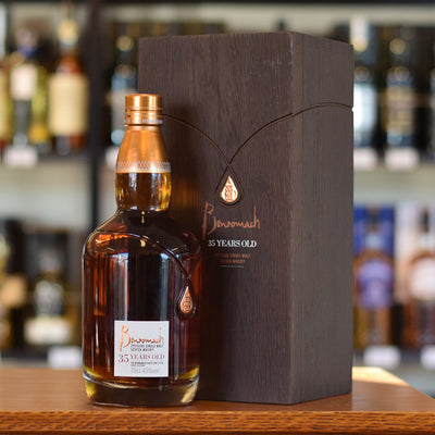 Benromach 35 year old 43%