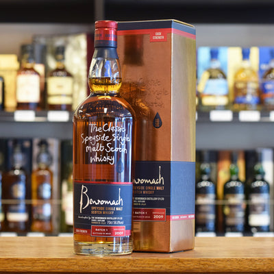 Benromach 'Cask Strength' Batch #1 2009 / 2019 58.8%