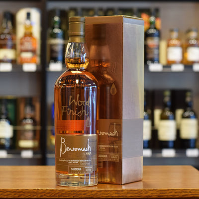 Benromach 'Sassicaia Wood Finish' 2010 / 2018 45%