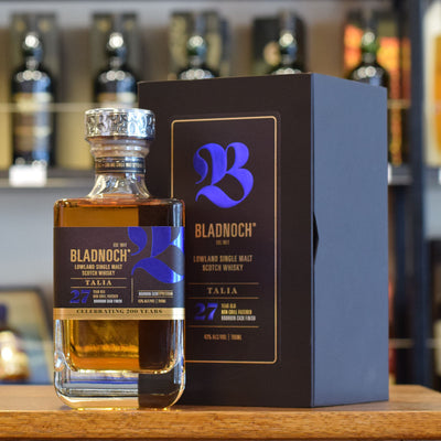 Bladnoch 'Talia' 27 years old 43%