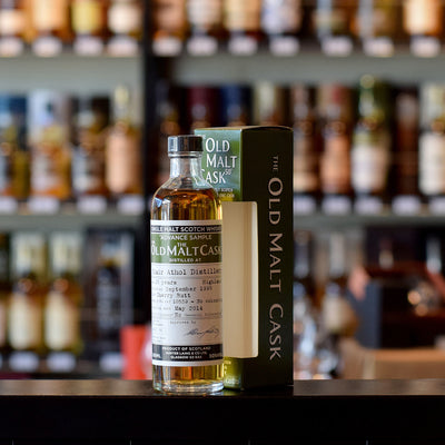 Blair Athol 'Advanced Sample' 15 years old 50% 200ml