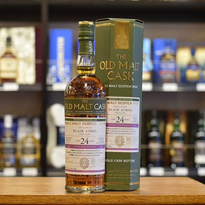 Blair Athol 'Old Malt Cask' 1995 / 24 years old 50%